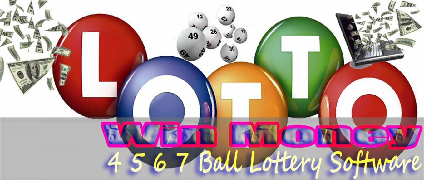 Win the Lottery and Lotto! 4 5 6 7 Balls Lottery Games Software Wheels System & Winning Lottery Combinations